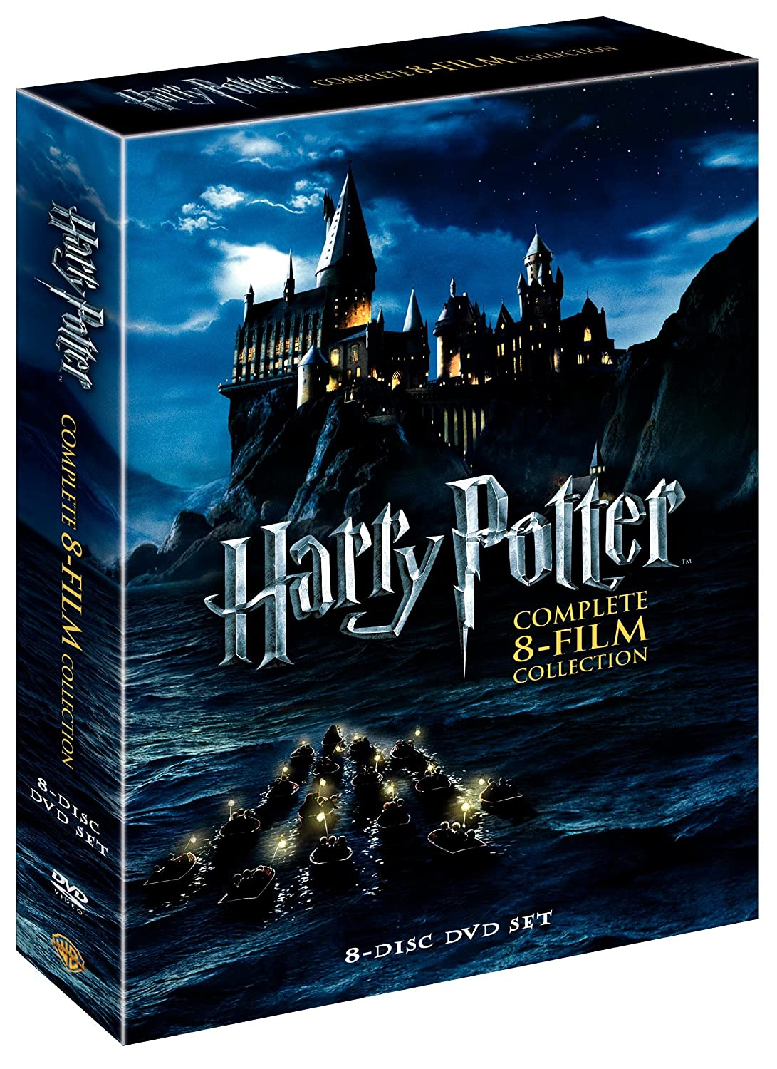 amazon com harry potter the complete 8 film collection