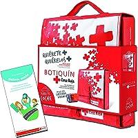 Botiquín Cruz Roja Primeros Auxilios en Nylon