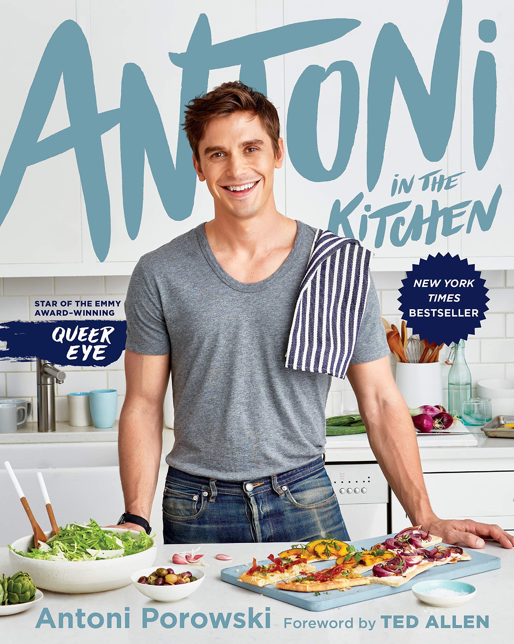 Antoni in the Kitchen by Rux Martin/Houghton Mifflin Harcourt