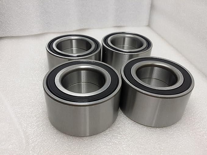 FOUR WHEEL BEARINGS FRONT /& REAR POLARIS 3514699 RZR XP 900 XP1000 XP900 1000