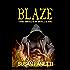 Blaze (The Brazen Bulls MC Book 4)