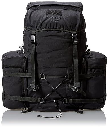 95f14221ae SnugPak Bergen Zaino, Uomo, Black, Taglia Unica: Amazon.it: Sport e ...