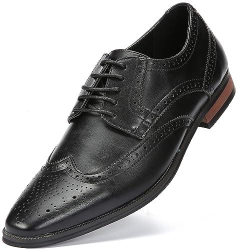 Amazon.com: Gallery Sevens Dapper - Zapatos de vestir para ...