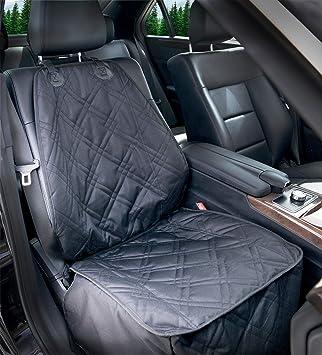 2 Heavy Duty Universal Car Seat Protectors Waterproof Scratch Cover Tough Nylon