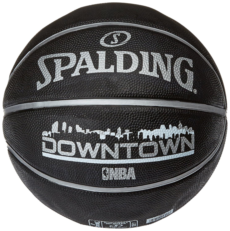 Spalding Ball NBA Downtown Outdoor Orange 7 3001506013017 SPAPO|#Spalding