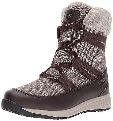 ff1a7d3731a8 Salomon Women s Heika Ltr CS Waterproof Snow Boot
