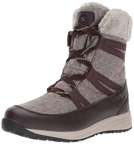 49886353 Salomon Women's Heika Ltr CS Waterproof Snow Boot