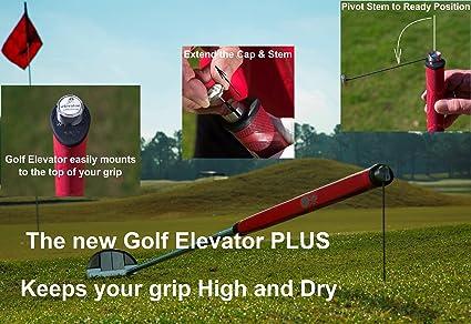 Nuevo Golf Ascensor con marcador de bola magnético. Soporte ...
