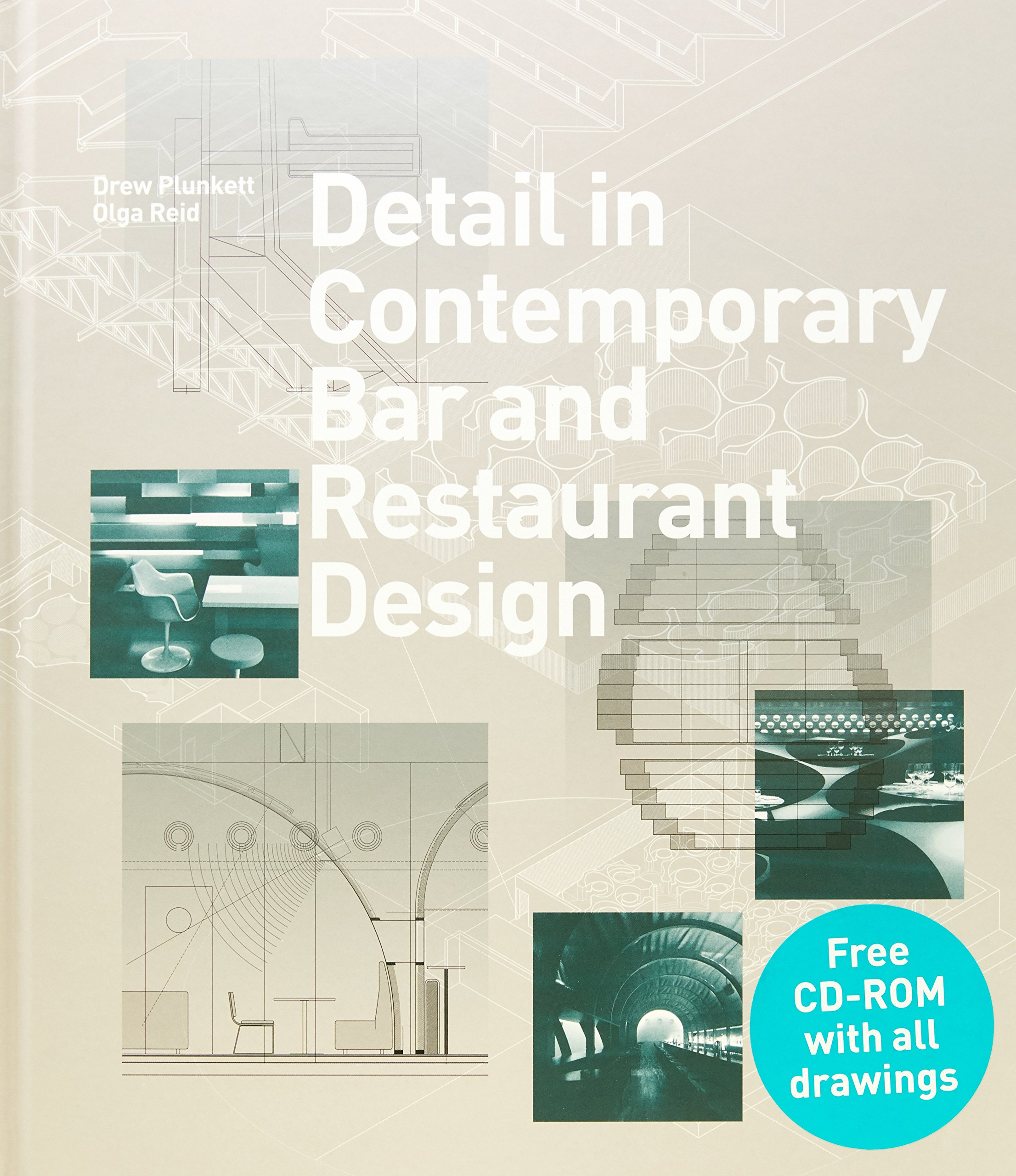 Detail in Contemporary Bar and Restaurant Design (Detailing