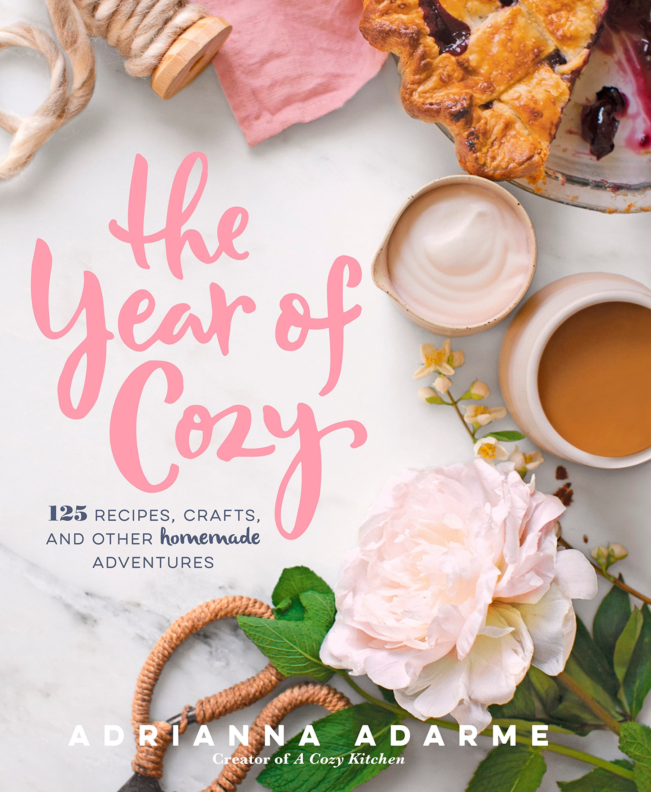 Year Cozy Recipes Homemade Adventures product image