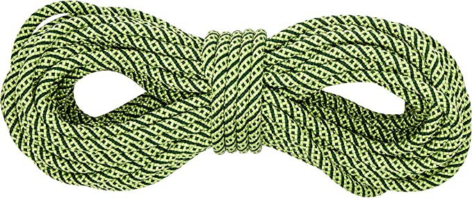 Fixe Roca 060110 - Cuerda escalada, color verde botella ...