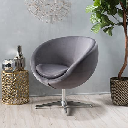 Charmant Sphera Modern Design Swivel Accent Chair