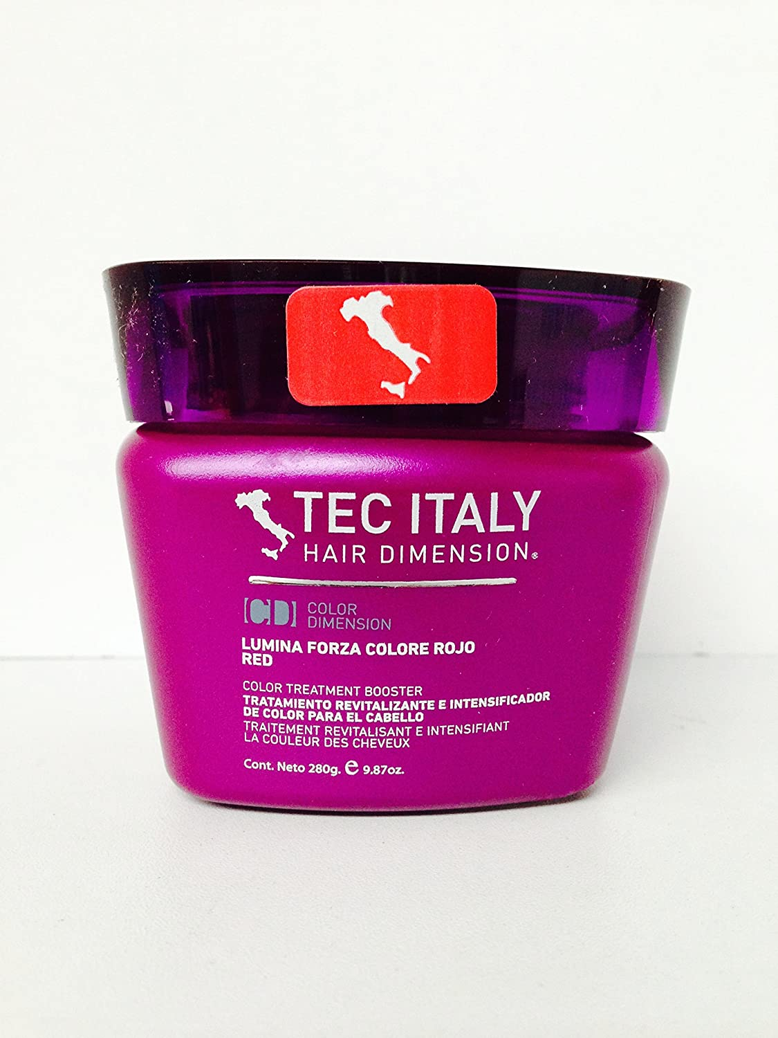 Color art by tec italy - Amazon Com Lumina Forza Colore Red Hair And Scalp Treatments Beauty