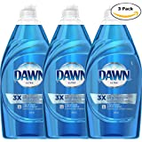 Dawn Dishwashing Liquid Original Scent 21.6 Oz (3 Pack)