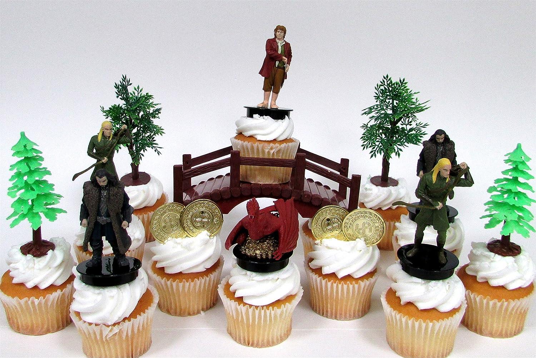 Amazon The Hobbit An Unexpected Journey 14 Piece Birthday