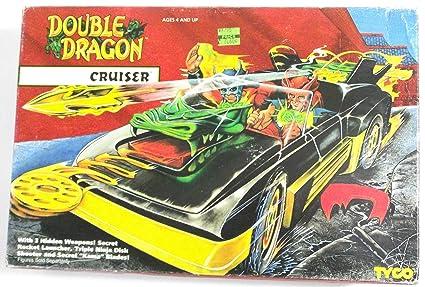 Amazon.com: Double Dragon Legend of the Dragon Cruiser ...