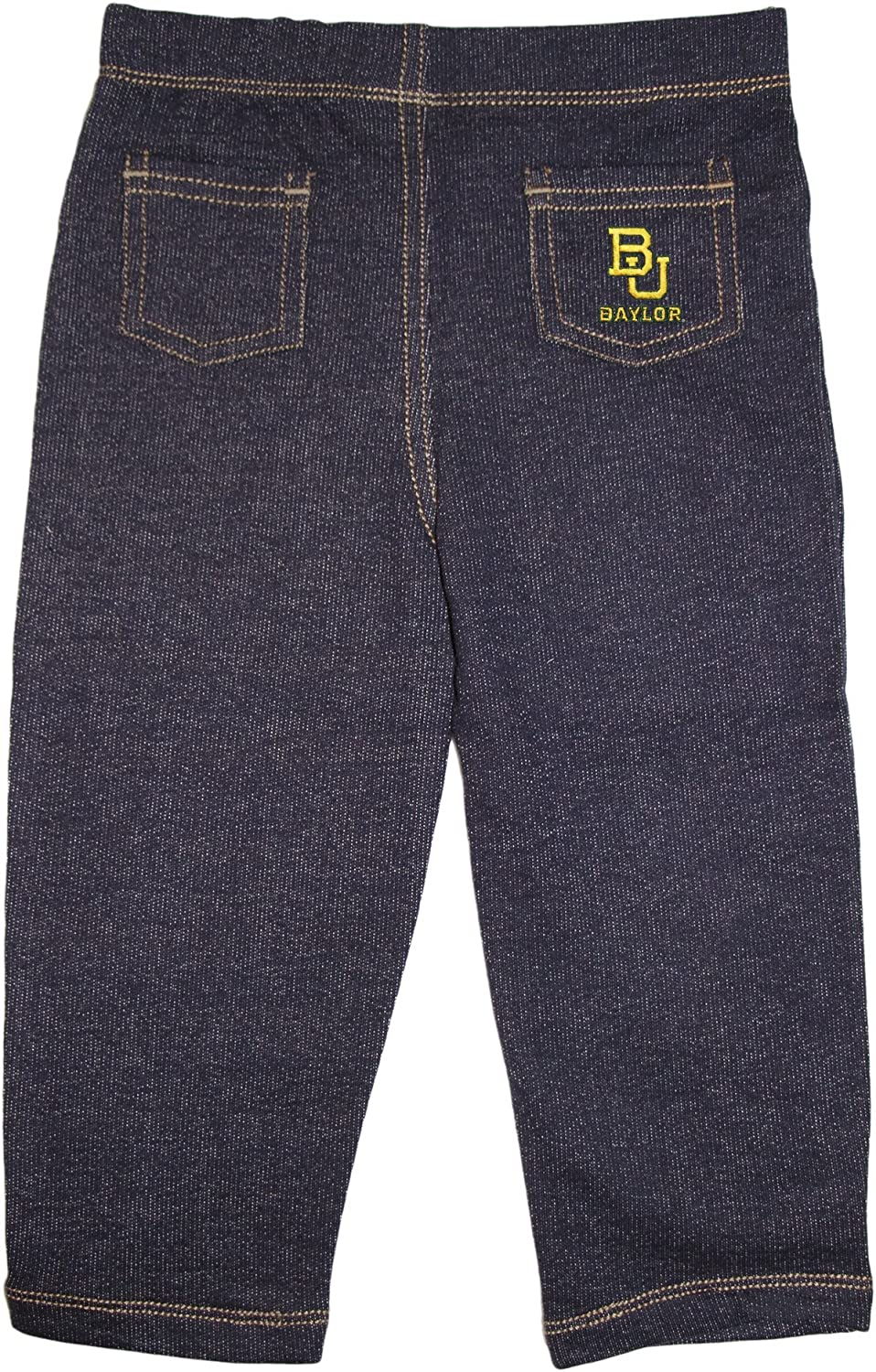 Baylor University Bears Denim Jeans