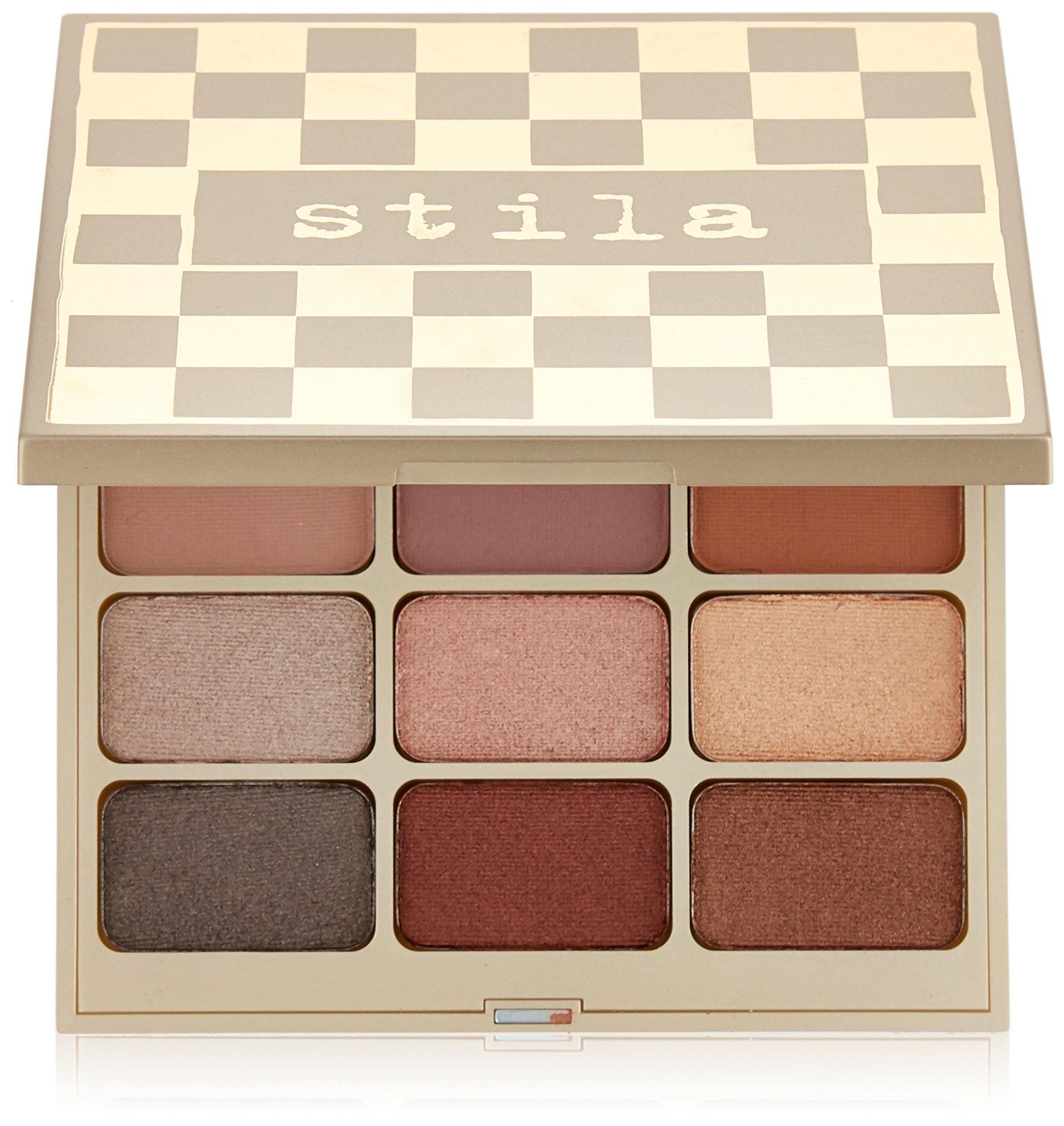 Amazon.com: Stila Matte U0027n Metal Eye Shadow Palette, 0.42 Oz.: Stila:  Luxury Beauty