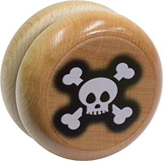 product image for Pirate Skull Yo-Yo - Made in USA