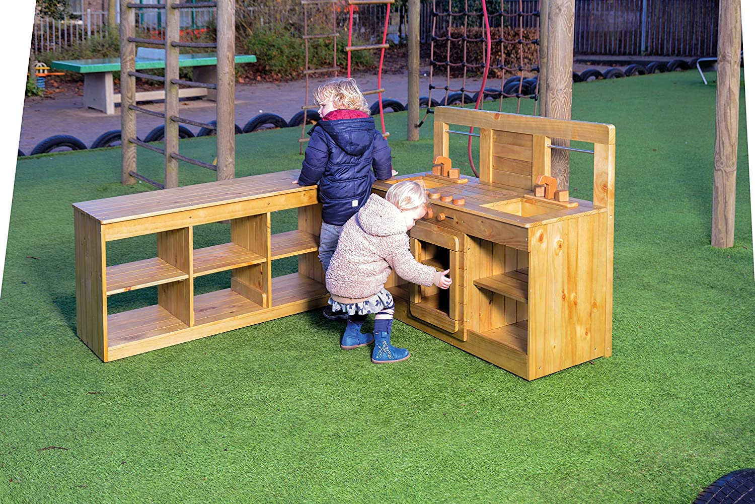 Outdoorküche Kinder Xxl : Eduplay outdoorküche amazon spielzeug