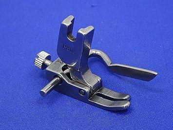 Guía de máquina de coser Industrial pie para Brother, Juki, Jack WIMSEW & más