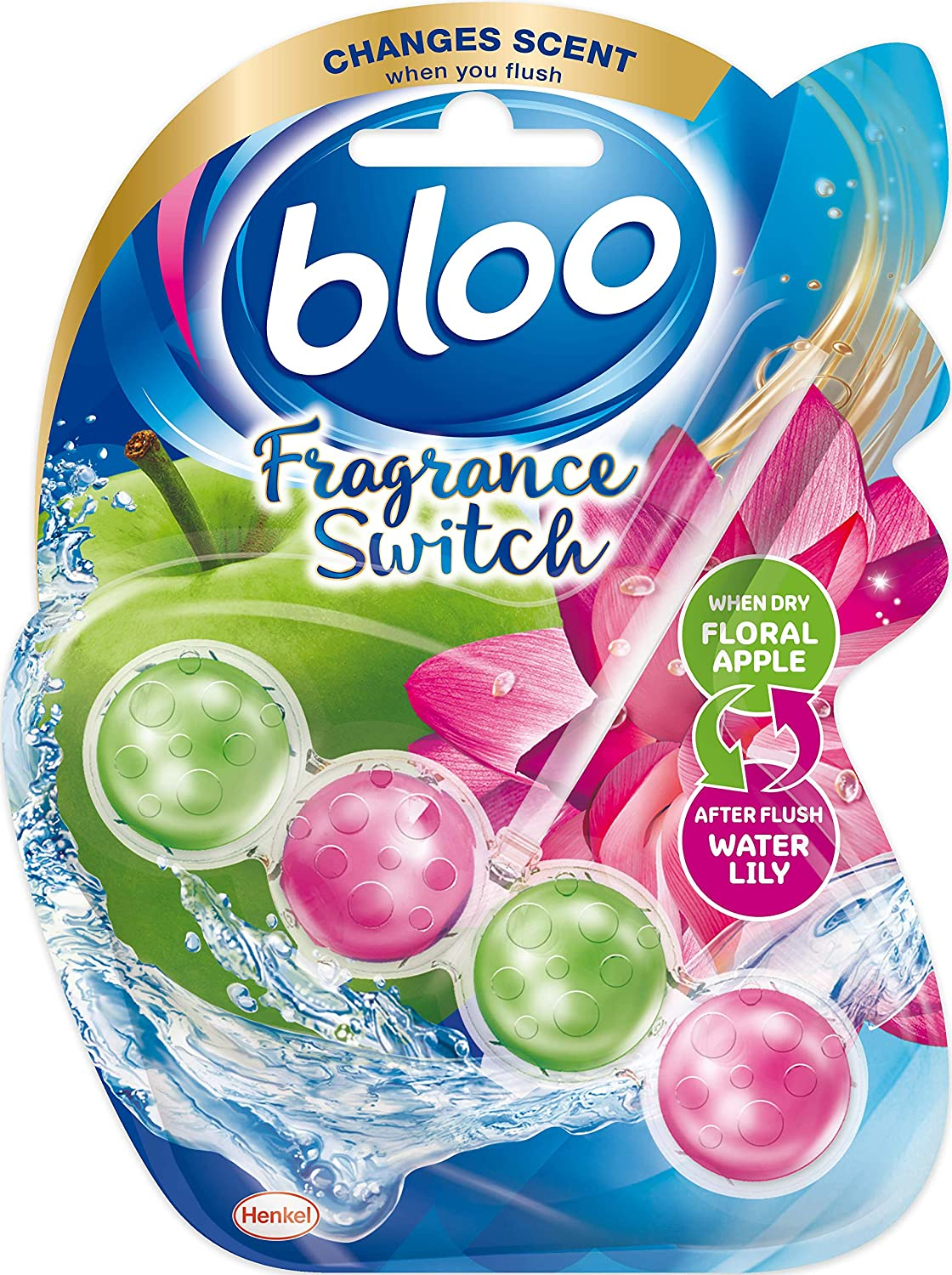 Bloo Fragrance Premium Limited time sale Toilet Discount is also underway Block 50g Rim Swi