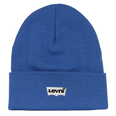 5a9a6ec9d Levi's Men's Batwing Embroidered Slouchy Beanie