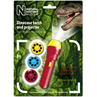 Natural History Museum N5130 Dinosaur Torch and Projector