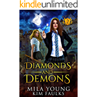 Diamonds and Demons (Beautiful Beasts Academy Book 2)