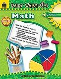 Daily Warm-Ups: Math, Grade 4