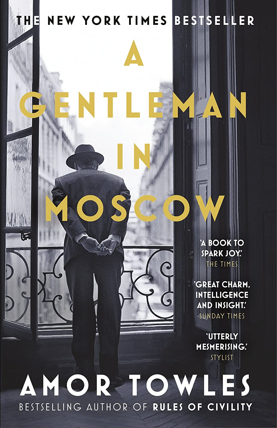A Gentleman in Moscow eBook: Amor Towles: Amazon com au: Kindle Store
