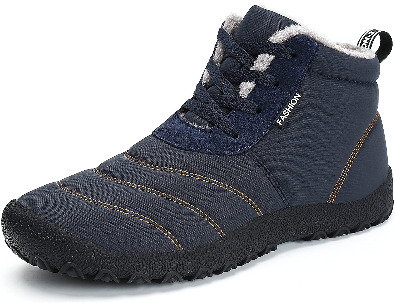SAGUARO Homme Femme Chaussures De Neige Bottes Hiver Bottines Fourrées Chaudes Boots...