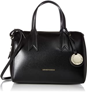 40e119cab18b Emporio Armani Women s Mini Satchel With Money Pouch Mini Satchel With  Money Pouch