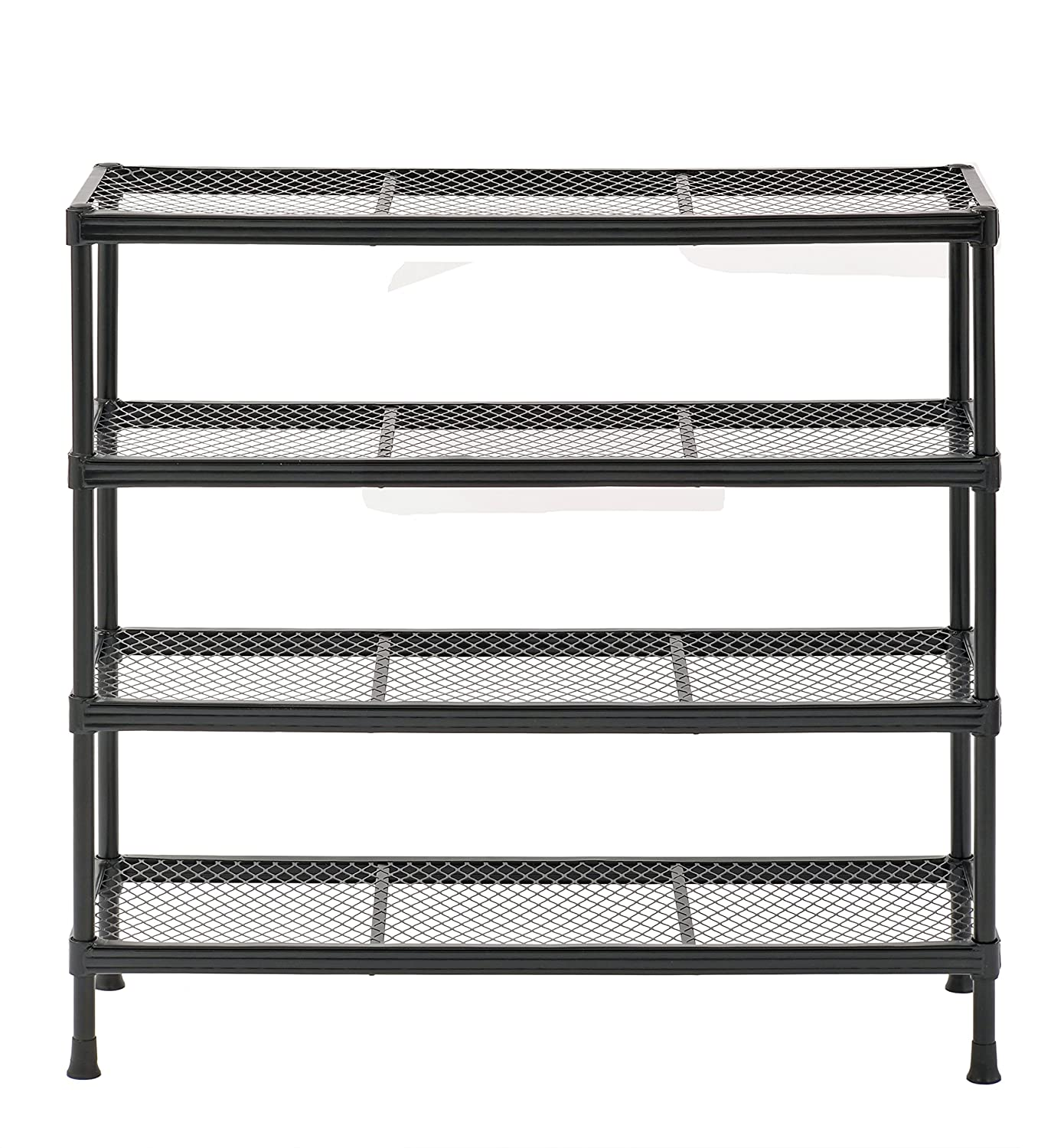 Amazon.com: Sandusky CSR311031 Gray Combination Wire Shelving Unit ...