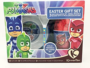Swan household pj mask easter egg gift set amazon toys swan household pj mask easter egg gift set negle Images