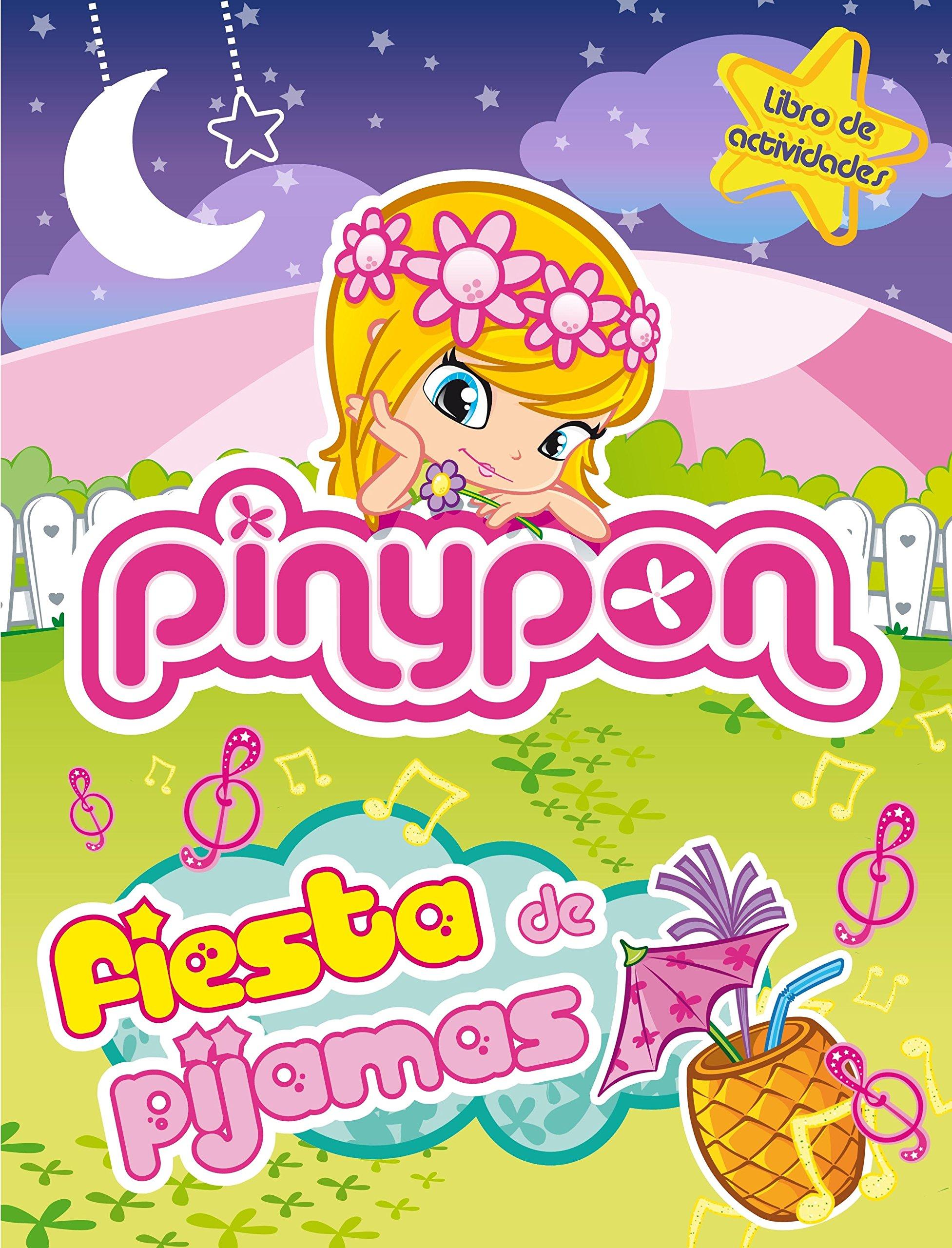 Fiesta de pijamas (Pinypon n4): Amazon.es: Varios autores, FENIX CAMALEON S.L.;: Libros