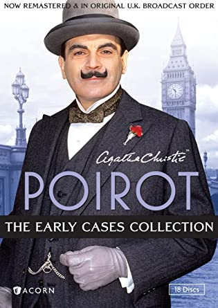 Amazon agatha christies poirot the early cases collection agatha christies poirot the early cases collection reheart Choice Image