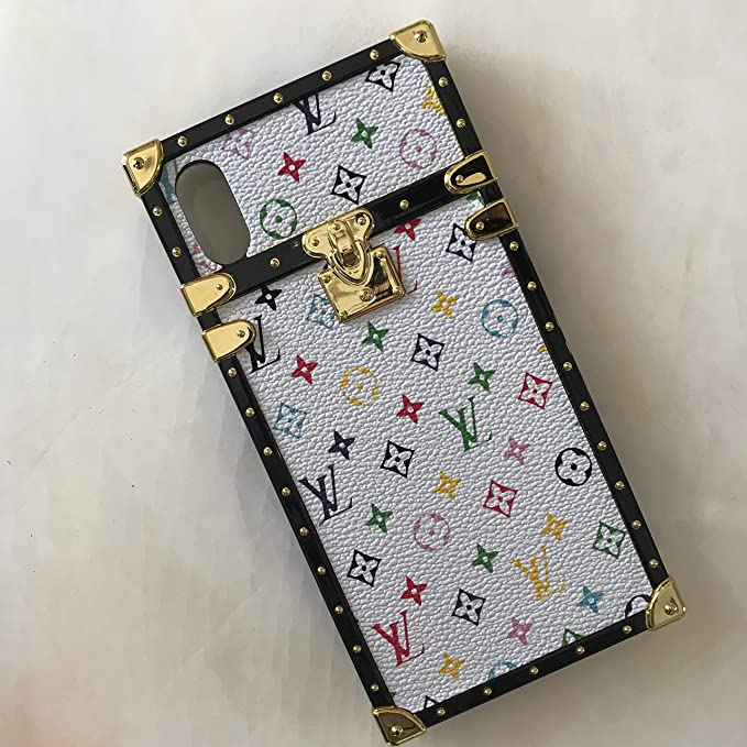 best service f7779 b881f Amazon.com: Phone Case for iPhone 6s Plus/6 Plus, Vintage Luxury ...