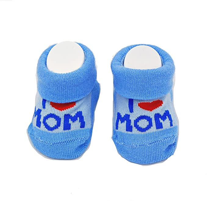 Camano - Calcetines - para bebé niño Blau Mom Talla única