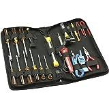 Mannesmann - M49051 - Juego de herramientas electrónicas de 20 piezas