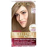 L'Oréal Paris Excellence Créme Permanent Hair Color, 7.5A Medium Ash Blonde