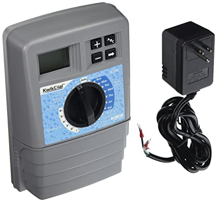 Great Irritrol Kwik Dial 6 Station Indoor Irrigation Controller