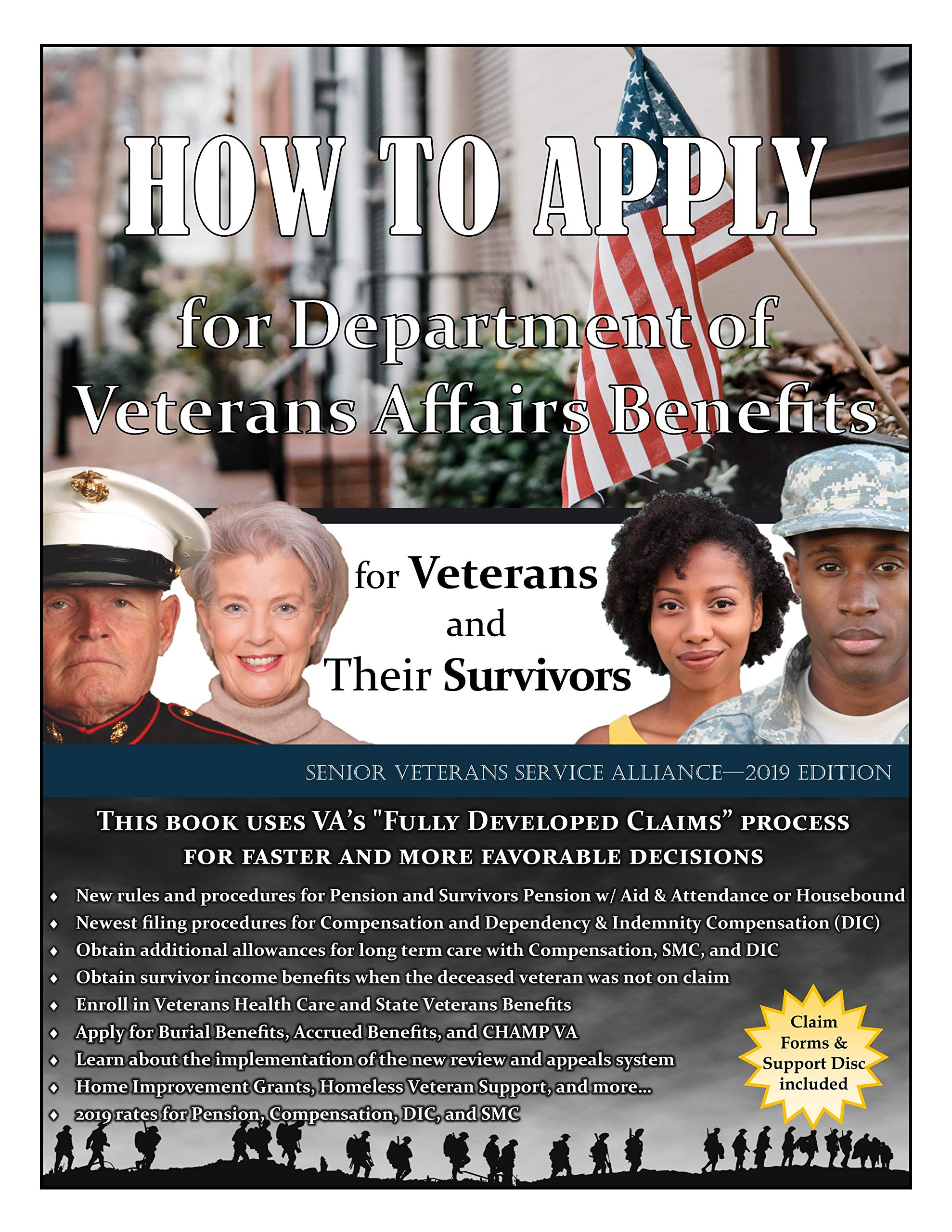 How to Apply for Department of Veterans Affairs Benefits for