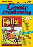 1. Allgemeiner Deutscher Comic-Preiskatalog 2017
