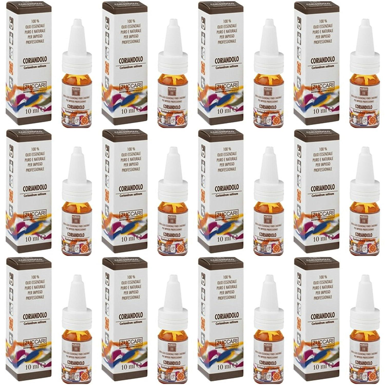 Zuccari–Cilantro Aceite Esencial