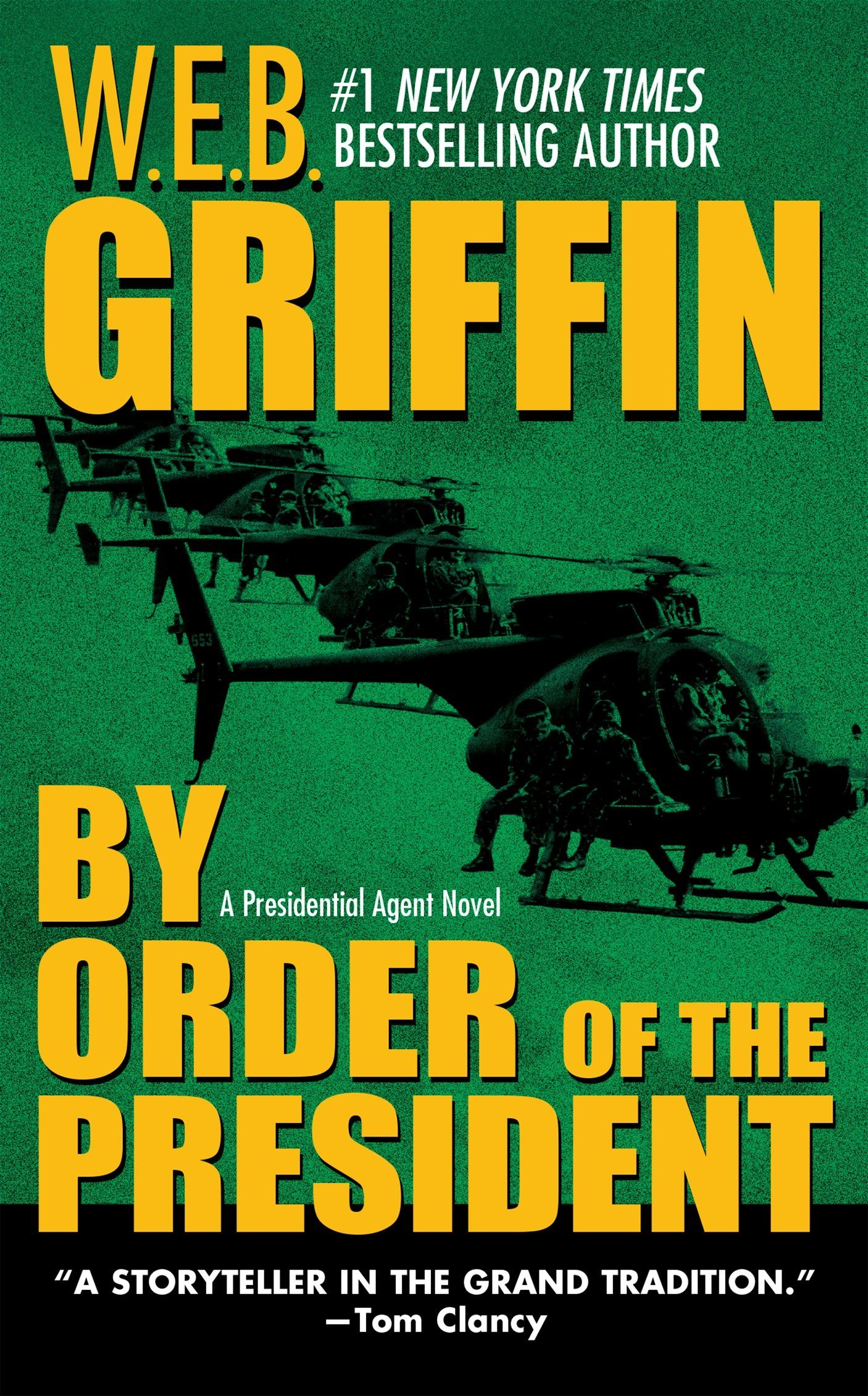 Read Online By Order of the President (Presidential Agent) pdf epub