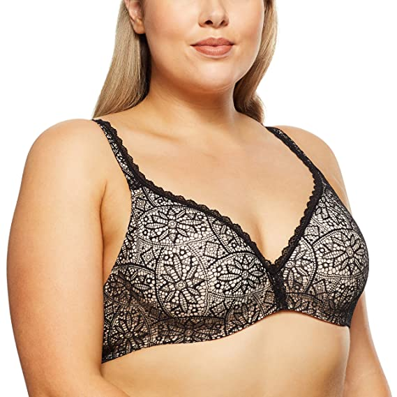 91feb29ef6cfa Berlei Women s Lace Barely There Contour Bra  Amazon.com.au  Fashion