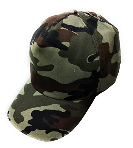 Add-Venture India Army / Military Camo Cap