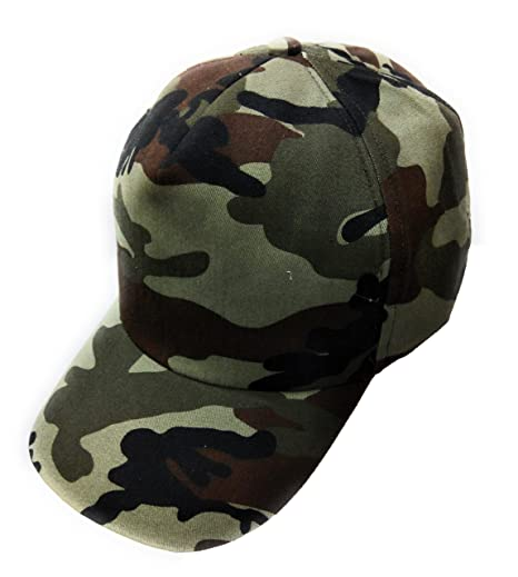 649c3b79bd9 Buy Add-Venture India Army   Military Camo Cap Online at Low Prices in India  - Amazon.in