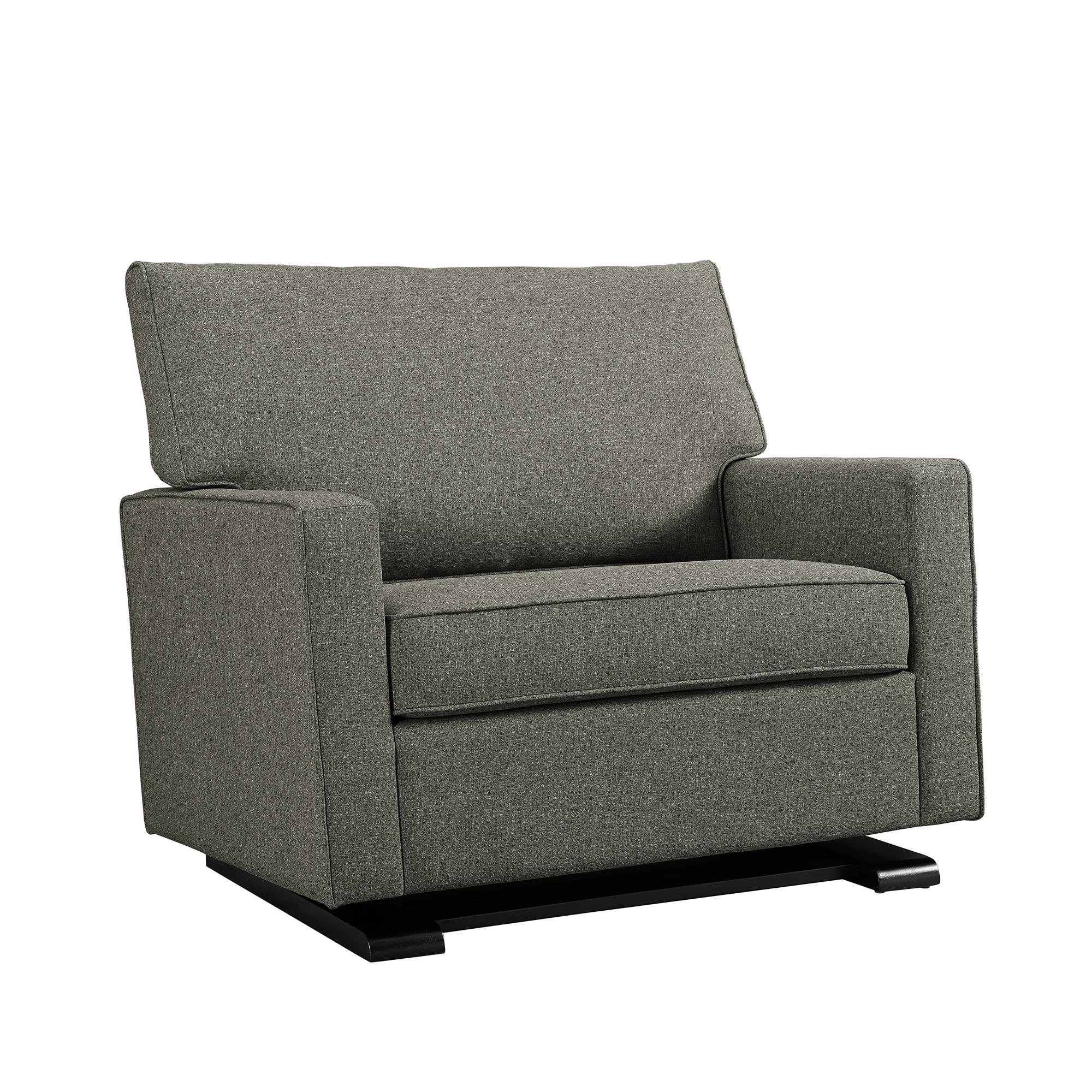 Baby Relax Coco Chair and a Half Glider, Gray by Baby Relax